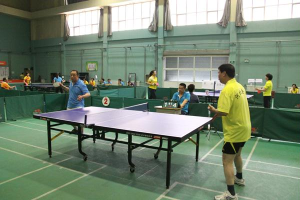 省物流集团成功举办乒乓球、羽毛球比赛